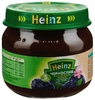 Heinz пюре чернослив 80г