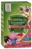 Heinz Любопышки многозерновая кашка йогуртная(слива, яблоко,малина, черника)200г