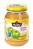 Hame пюре яблочное с бананом 190гр