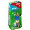Трусики-подгузники Pampers Актив 6 extra large №44 16+ кг для мальчиков