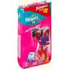 Трусики-подгузники Pampers Актив 5 макси №48 12-18 кг для девочек