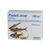 Рыбий жир-Тева капсулы 500мг №100