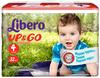 Трусики-подгузники Libero Up&Go 4 №32 7-11кг