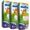 Подгузники Молфикс Comfort Fix макси 4+ №54 (9-16кг)