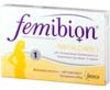Фемибион Наталкер I таб п/о 610мг №30