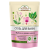 Зеленая аптека соль для ванн 500 г вербена и розовое дерево