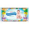 """Салфетки влажные """"Superfresh Baby"""" детские  №72  с крыш."""