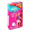 Трусики-подгузники Pampers Актив 4 макси №52 9-14 кг для дев