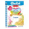 Bebi Premium каша молочная 7 злаков 200гр