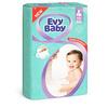 Подг. Evy Baby elastic form Джамбо макси р-р 4  66шт