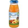 Gerber сок яблочный с персиком с мякотью 175 мл