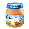 Gerber пюре яблоко-тыква 130гр. с 5-мес.