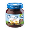 Gerber пюре яблоко-чернослив 130гр. с 5-мес.