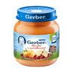 Gerber пюре яблоко-шиповник 130гр. с 5-мес.