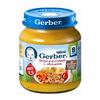 Gerber пюре бефстроганов с овощами 125гр.с 8-мес.