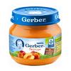 Gerber пюре персик 80гр.