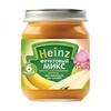 Heinz пюре фруктовый микс 120г