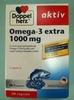 Доппельгерц Актив Омега-3 Экстра 1000мг капс №60 (пищевая добавка)