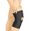 Повязка медицинская эластичная из неопрена для фиксации  коленного сустава с открытой  чашечкой   EL