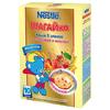 Nestle каша Шагайка мол. 5 злаков с клубникой и вишней 200г