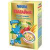 Nestle каша Шагайка мол. 5 злаков с яблоком и ягодами 200г