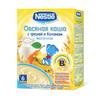 Nestle каша молочная овсяная с грушей и бананом 250г