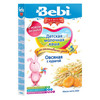 Bebi Premium каша овсяная  с курагой  молочная 250гр