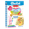 Bebi Premium каша овсяная  с персиком  молочная 250гр
