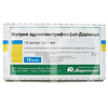 АТФ (Натрия аденозинтрифосфат-Дарница) р-р д/ин 1% (10мг/мл) 1мл №10
