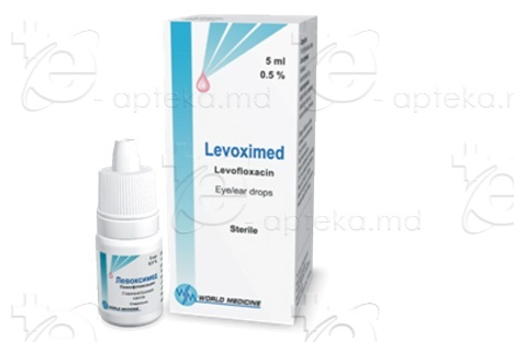 левоксимед глазные капли инструкция по применению