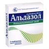 Альдазол таб п/о 400мг №3