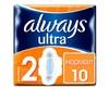 Прокладки Always ultra normal №10 4кап.