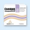 Сафоцид набор таб №4 (флуконазол150мг№1,азитромицин1г№1,секнидазол1г№2)
