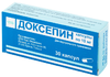Доксепин капсулы 10мг №30