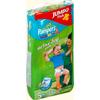 Трусики-подгузники Pampers Актив 5 макси №48 12-18 кг для мальчиков