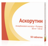 Аскорутин таб №50