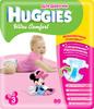 Подгузники Huggies Ultra Comfort 3 №80 5-9кг для девочек