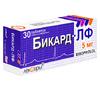 Бикард-ЛФ таб п/о 5мг №30