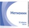 Метионин таб п/плен.об. 250мг №50