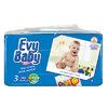 Подг. Evy Baby elastic form Джамбо миди р-р 3  74шт