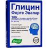 Глицин-Форте Эвалар таб для рассасывания 300мг №60(БАД)