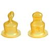 Canpol соска латексная ортодонтическая №2 (медленная струя)
