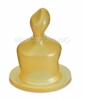 Canpol соска латексная ортодонтическая №2 (средняя струя)