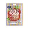 СРК Super Food маска тканевая очищающая Клубника 19,7г
