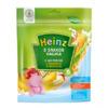 Heinz (Хайнц) молочная кашка из 5 злаков с бананом и яблоком 250г
