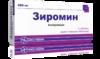 Зиромин таб п/о 500мг №3