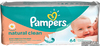 Салфетки Pampers детские №64 natural clean