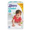 Подг. Libero Comfort  5 (10-16кг) 80шт.