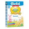 Bebi Premium каша рисовая  молочная 250гр