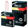 """Презервативы """"Sico"""" №12 safety (классические)"""